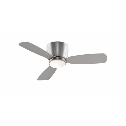 Fanimation Fans FPS7981B Embrace 3 Blade 44 Inch Ceiling Fan with Handheld Control and Includes Light Kit