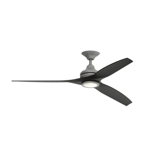 Fanimation Fans MA672M Spitfire - 60 Inch Ceiling Fan (Motor Only) - Blades Sold Separately