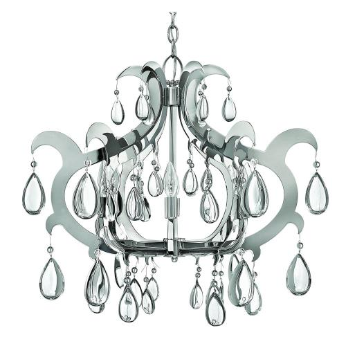 Fredrick Ramond Lighting FR43354PSS Chandelier Xanadu