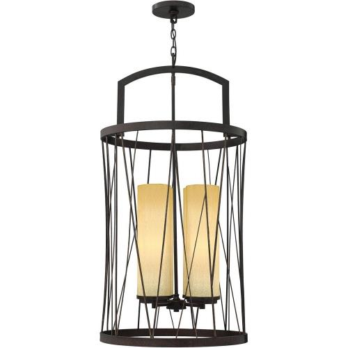 Fredrick Ramond Lighting FR41624ORB Nest - Five Light Foyer