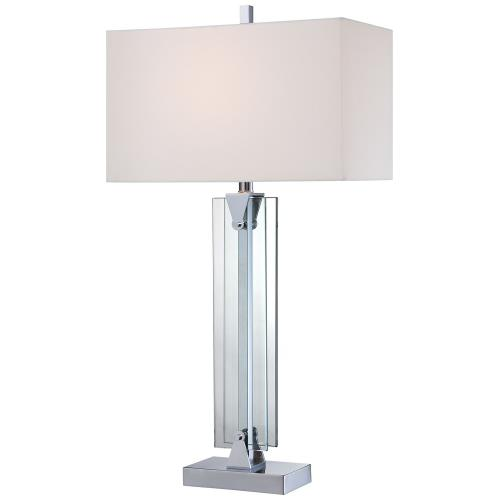 George Kovacs Lighting P1608-077 One Light Table Lamp