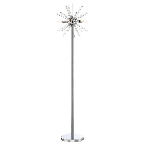 George Kovacs Lighting P1798-L Spiked - 71 Inch 24W 6 LED Floor Lamp
