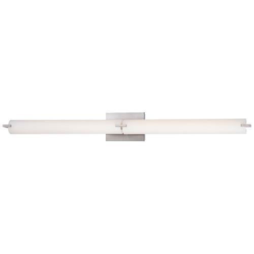 George Kovacs Lighting P5046 Tube - 39.75 Inch 80W 2 LED Bath Vanity