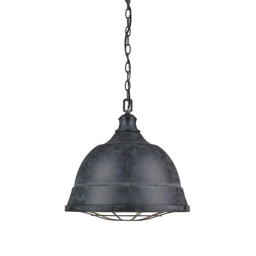 Golden Lighting 7312-L Bartlett - 2 Light Large Pendant