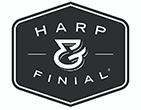 The Harp & Finial Logo