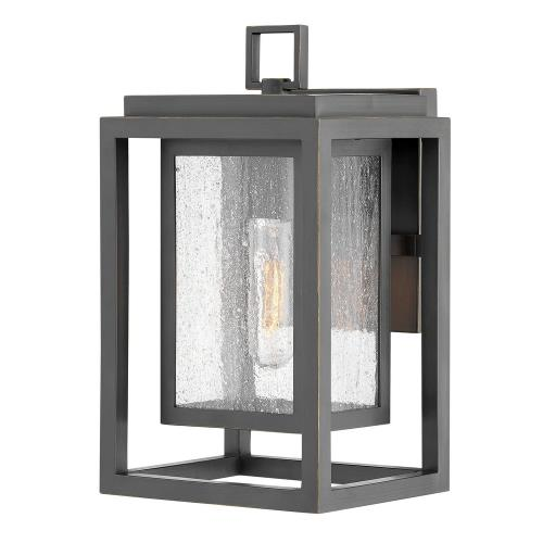 Hinkley Lighting 1000 Republic - 12 Inch 1 Light Outdoor Wall Mount