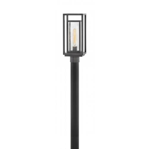 Hinkley Lighting 1001 Republic - 1 Light Outdoor Post Mount