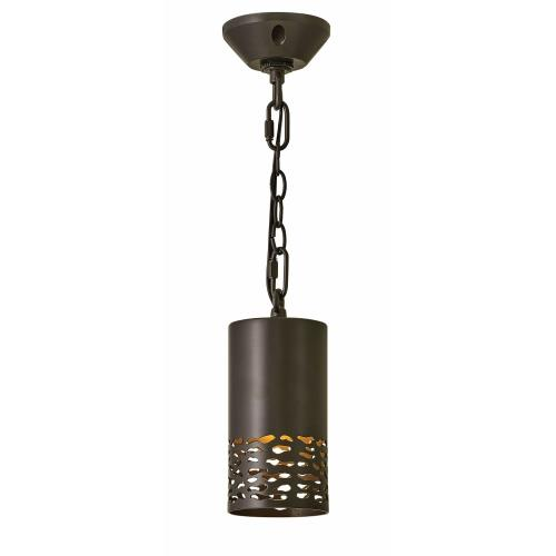 Hinkley Lighting 1512BZ Calder - 7 Inch 1.5W 1 LED Outdoor Twinkle Light