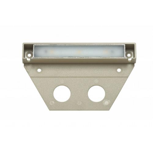Hinkley Lighting 15446-10 Nuvi - 1.9W LED Medium Deck Light (Pack of 10) - 5 Inches Wide by 0.75 Inches High