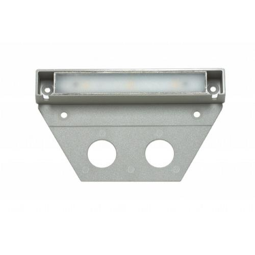 Hinkley Lighting 15446 Nuvi - 1.9W LED Medium Deck Light - 5 Inches Wide by 0.75 Inches High