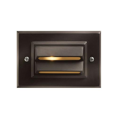 Hinkley Lighting 1546 Hardy Island - 1 Light Horizontal Deck Mount - 4.62 Inches Wide by 3.12 Inches High