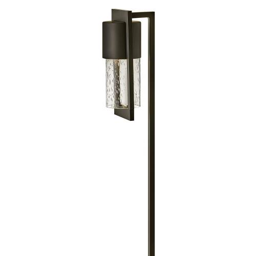 Hinkley Lighting 1547 Shelter - 1 Light Path Light in Transitional, Modern Style - 4.62 Inches Wide by 22.25 Inches High