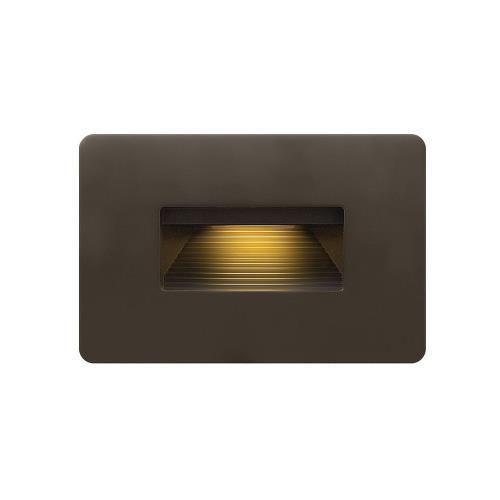 Hinkley Lighting 15508 Luna - 4.5 Inch 12V 3.8W LED Horizontal Step Light