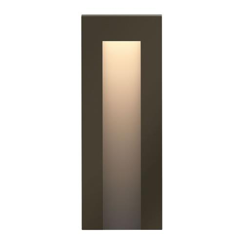 Hinkley Lighting 1551 Taper - 8 Inch 12V 1.2W LED Tall Vertical Deck Light