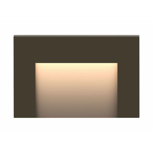 Hinkley Lighting 1553 Taper - 12V 1.9W LED Horizontal Deck Light - 4.5 Inches Wide by 3 Inches High