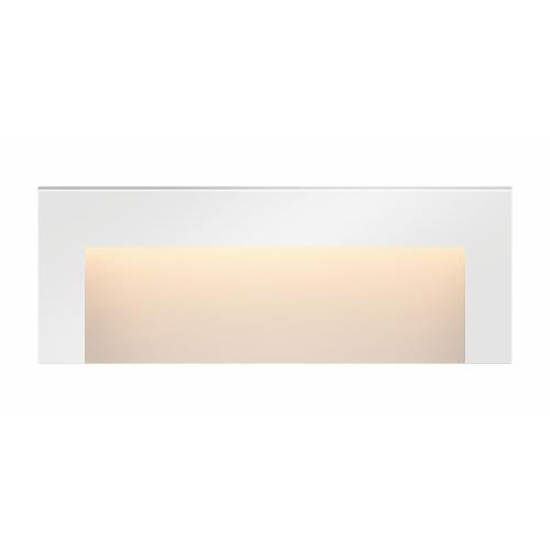 Hinkley Lighting 1557 Taper - 12V 2.5W LED Wide Horizontal Deck Light - 8 Inches Wide by 3 Inches High