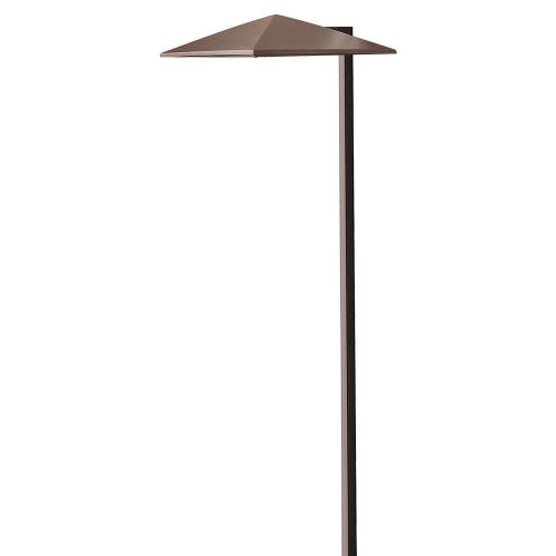 Hinkley Lighting 1561 Harbor - 1 Light Path Light in Transitional, Craftsman, Coastal Style - 7 Inches Wide by 21.25 Inches High