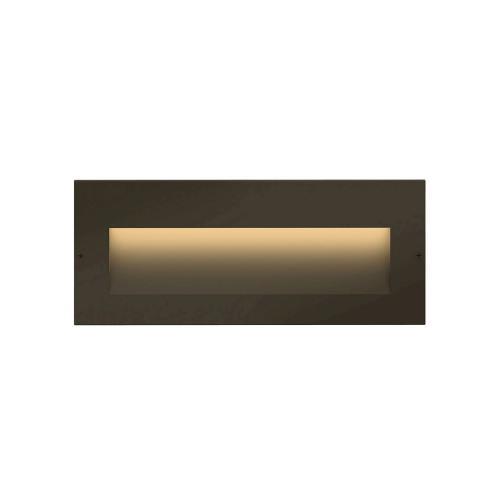 Hinkley Lighting 1565 Taper - 8 Inch 2.5W 1 LED Outdoor Step Light