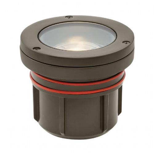 Hinkley Lighting 15702 Flat Top Well Light - 1 Led Flat Top Well Light - 4.5 Inches Wide by 4 Inches High