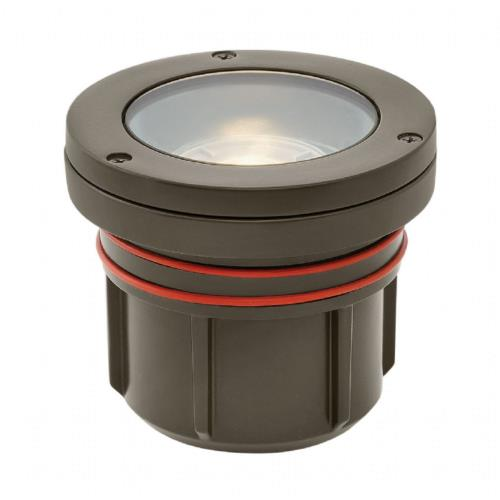 Hinkley Lighting 15702 4.5 Inch 9W 1 LED Flat Top Well Light