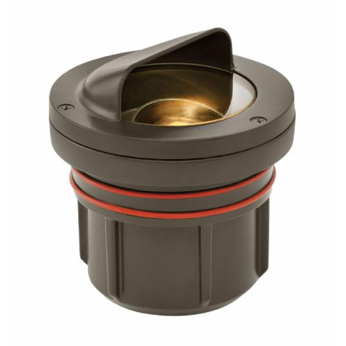 Hinkley Lighting 15708 Shielded Well Light - 1 LED Shielded Well Light - 4.5 Inches Wide by 4.9 Inches High