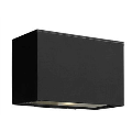 Atlantis - 1 Light Small Outdoor Down Light Wall Lantern in Modern Style - 9 Inches Wide by 6 Inches High - 755690