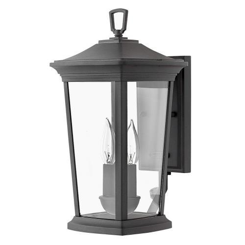 Hinkley Lighting 2360 Bromley - 2 Light Small Outdoor Wall Lantern