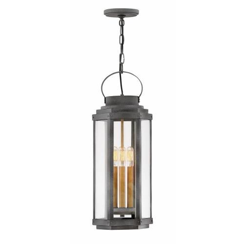 Hinkley Lighting 2532DZ Danbury - Three Light Outdoor Large Hanging Lantern