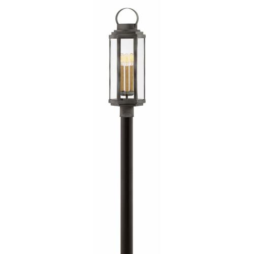 Hinkley Lighting 2537DZ Danbury - Three Light Outdoor Large Post Top/Pier Lantern