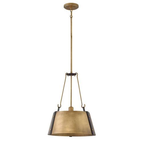 Hinkley Lighting 3394 Cartwright - 19.75 Inch One Light Pendant