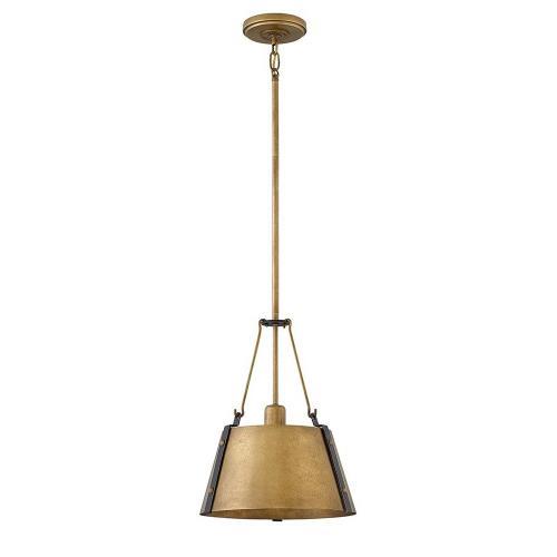 Hinkley Lighting 3397 Cartwright - 14.75 Inch One Light Pendant