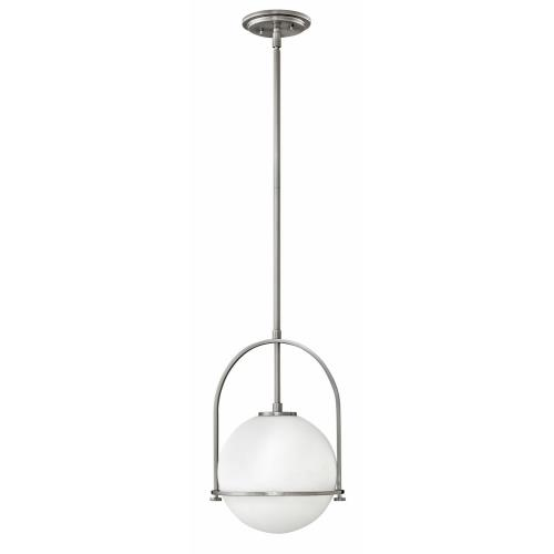 Hinkley Lighting 3407 Somerset - One Light Stem Hung Pendant