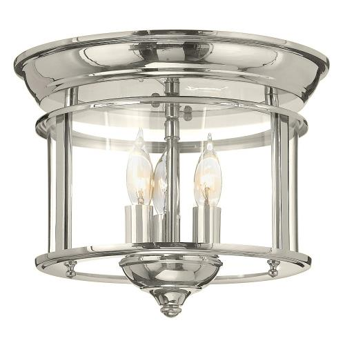 Hinkley Lighting 3473 Gentry - 9 Inch Three Light Foyer