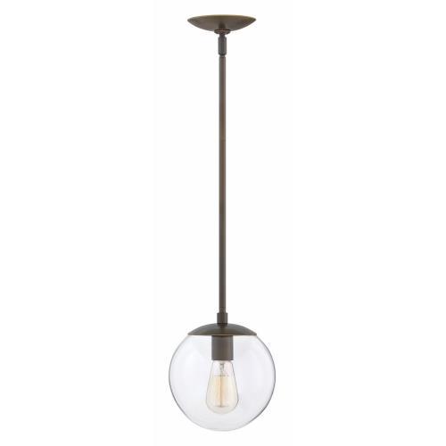 Hinkley Lighting 3747 Warby - One Light Pendant