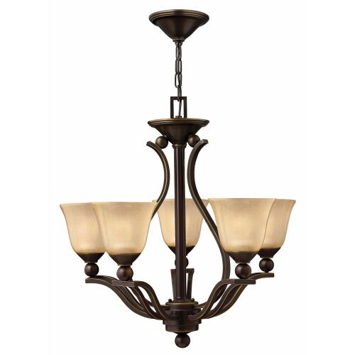Hinkley Lighting 4655 Bolla - 5 Light Medium Chandelier