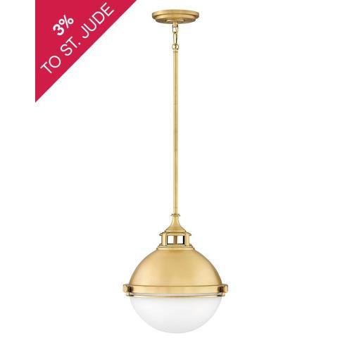 Hinkley Lighting 4834 Fletcher - 2 Light Small Pendant