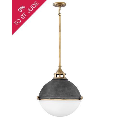Hinkley Lighting 4835 Fletcher - 2 Light Medium Orb Chandelier