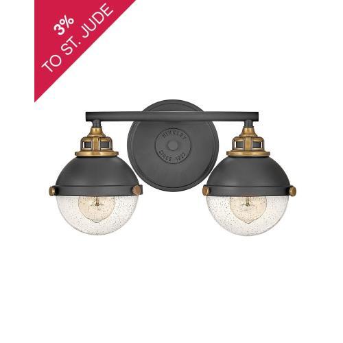 Hinkley Lighting 5172 Fletcher - 2 Light Bath Vanity