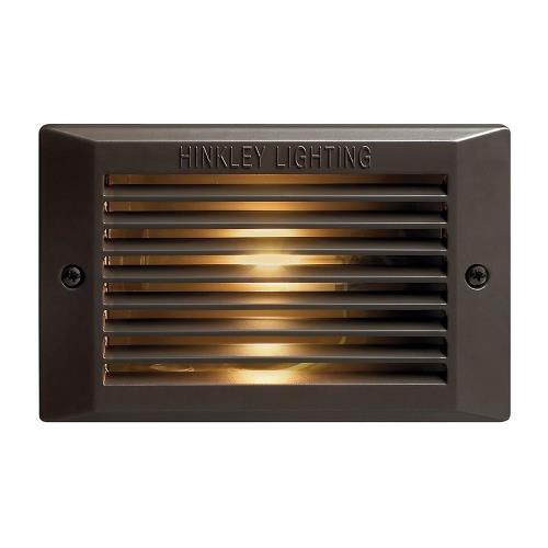 Hinkley Lighting 58025BZ Line Voltage One Light Line Voltage Step Lamp