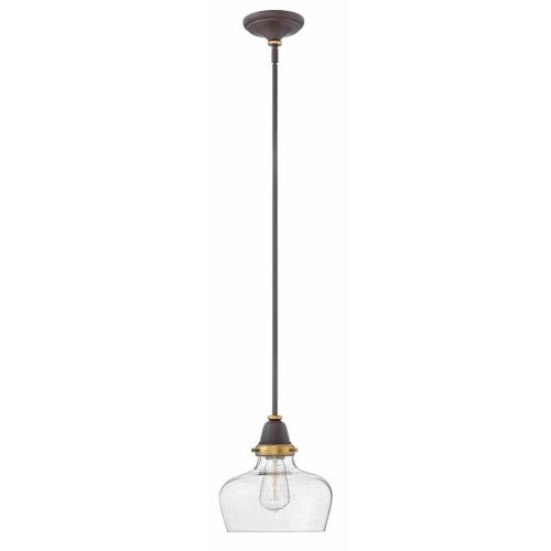 Hinkley Lighting 67072 Academy - 10.5 Inch One Light Pendant