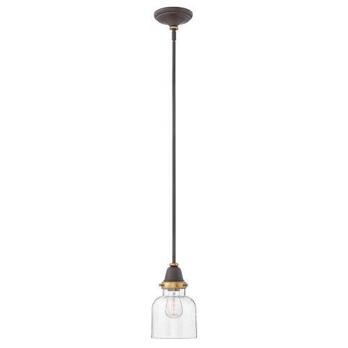 Hinkley Lighting 67073 Academy - 11 Inch One Light Pendant