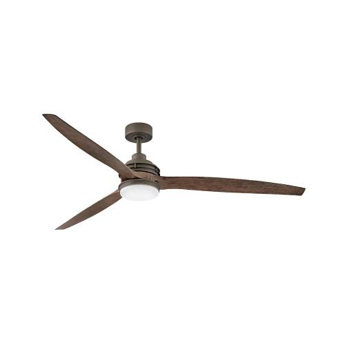 Hinkley Lighting 900172F Artiste - 72 Inch 3 Blade Ceiling Fan with Light Kit