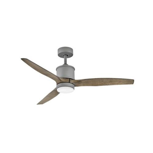 Hinkley Lighting 900752F Hover - 52 Inch 3 Blade Ceiling Fan with Light Kit