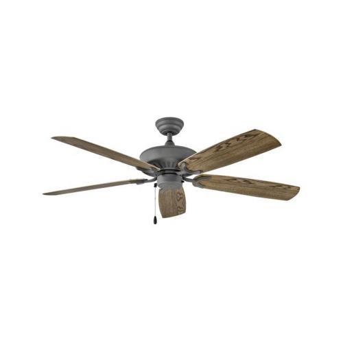 Hinkley Lighting 901660F Oasis - 60 Inch 5 Blade Ceiling Fan