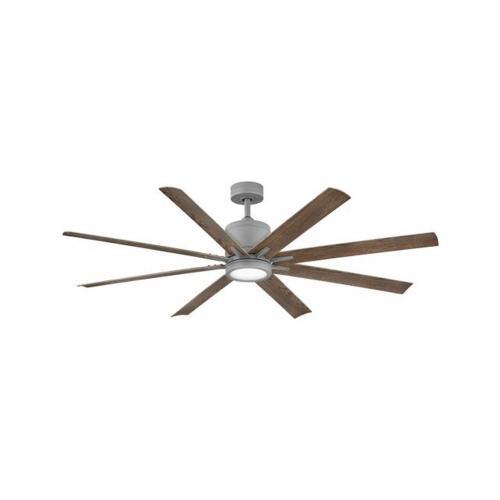 Hinkley Lighting 902466F Vantage - 66 Inch 8 Blade Ceiling Fan with Light Kit