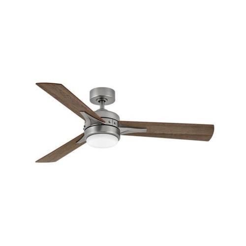 Hinkley Lighting 902852F Ventus - 52 Inch 3 Blade Ceiling Fan with Light Kit