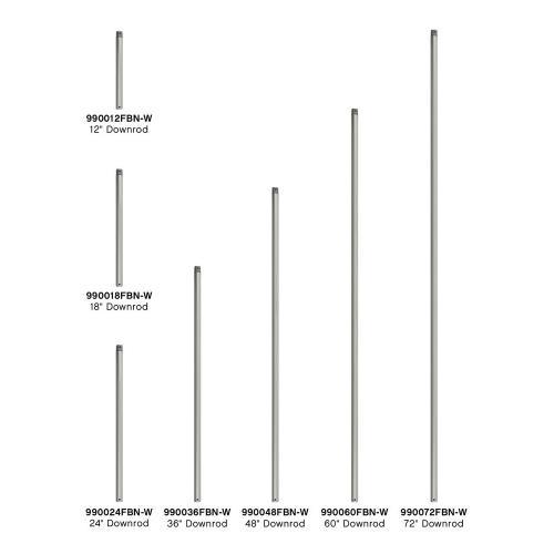 Hinkley Lighting Downrod Accessory - Ceiling Fan Downrod