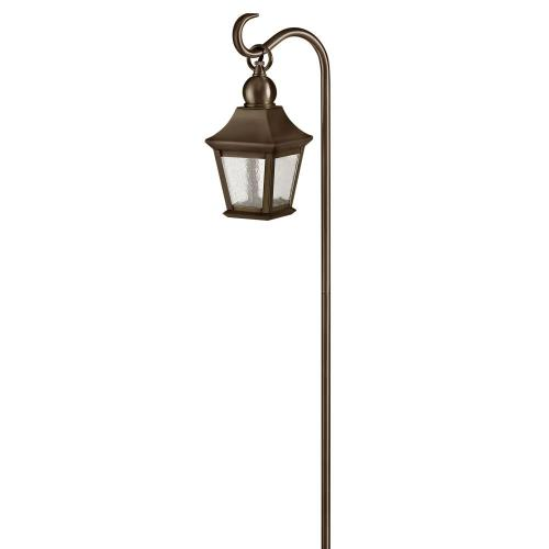 Hinkley Lighting 1555CB Low Voltage One Light Landscape Path Lamp