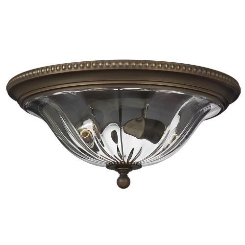 Hinkley Lighting 3616 Cambridge - 7.5 Inch Flush Mount