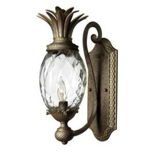 "Hinkley Lighting 4140 Plantation - 14.5"" One Light Sconce"